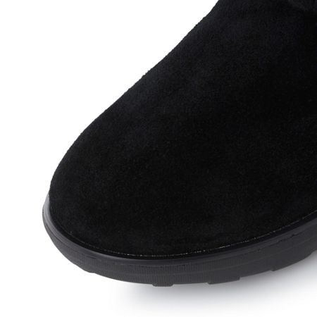 FitFlop MukLuk shorty suede boots