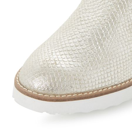 Dune Garnish slipper cut flatform shoes