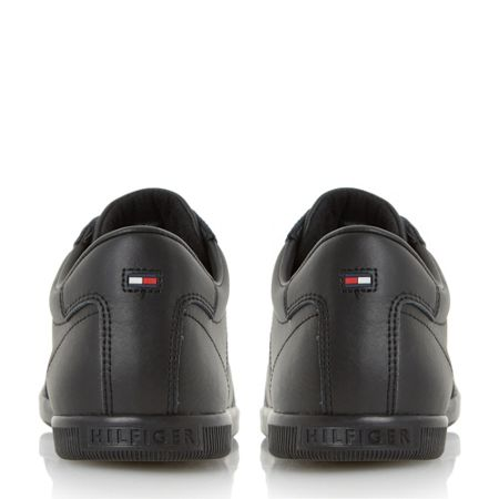 Tommy Hilfiger Denzel bts leather trainers