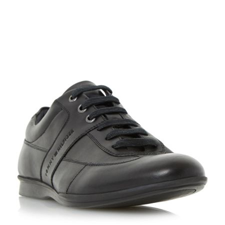 Tommy Hilfiger Gavin 1a sleek leather trainers