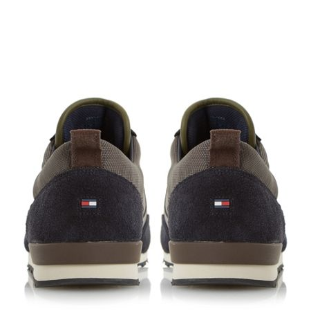 Tommy Hilfiger Maxwell 11c2 mixed trainers