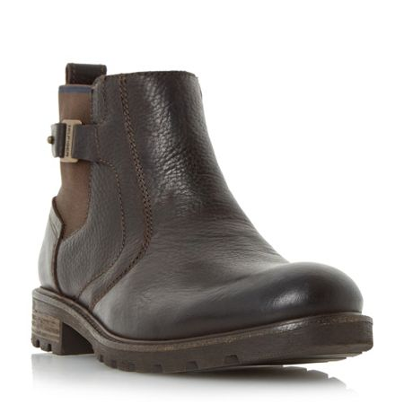 Tommy Hilfiger Curtis 14a buckle strap boots