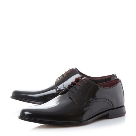 Ted Baker Aundre patent derby shoes