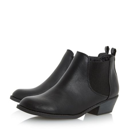 Head Over Heels Piro chelsea elastic ankle boots