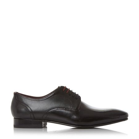 Ted Baker Markuss 2 embossed gibson shoes