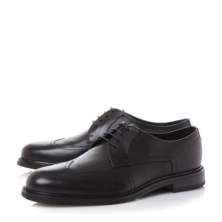 Hugo Boss Neoclass derby wingtip shoes