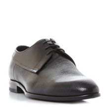 Hugo Boss Dressap derby contrast tumbled shoes