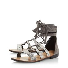 Dune Lagunaa ghillie lace up sandals