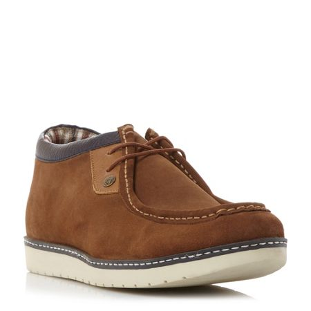 Original Penguin Narate suede cleated low top boots