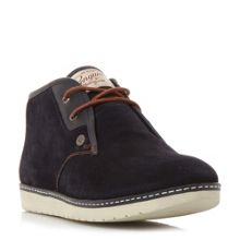 Original Penguin Night suede chukka boots