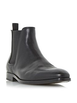 Gerald chisel toe formal chelsea boots