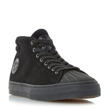 PS By Paul Smith Mcghee suede high top trainers