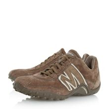 Merrell Sprint gimped edge logo shoes
