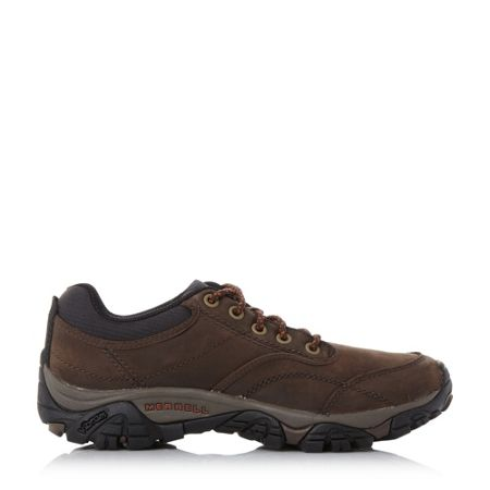 Merrell Moab eyelet suede walking shoes