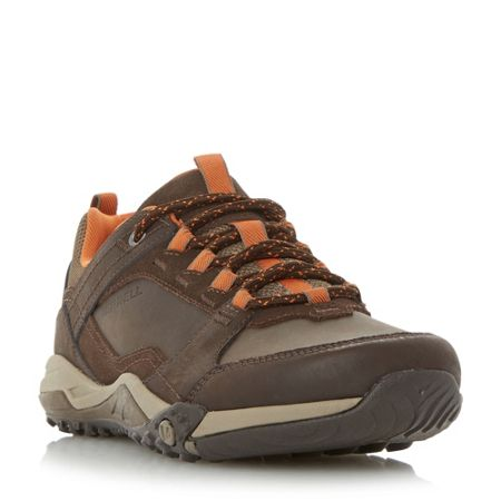 Merrell Helixer flecked lace colour pop shoes