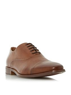 Ravenswood toecap leather oxford shoe