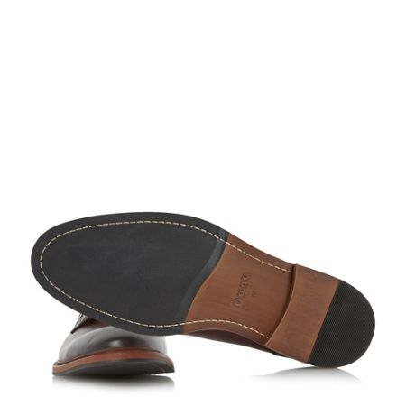 Dune Rum round toe gibson shoes