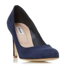 Dune Aggi round toe court shoes