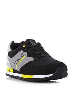 Salton polo mesh running trainers