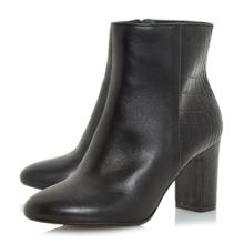 Dune Opel low ankle boots