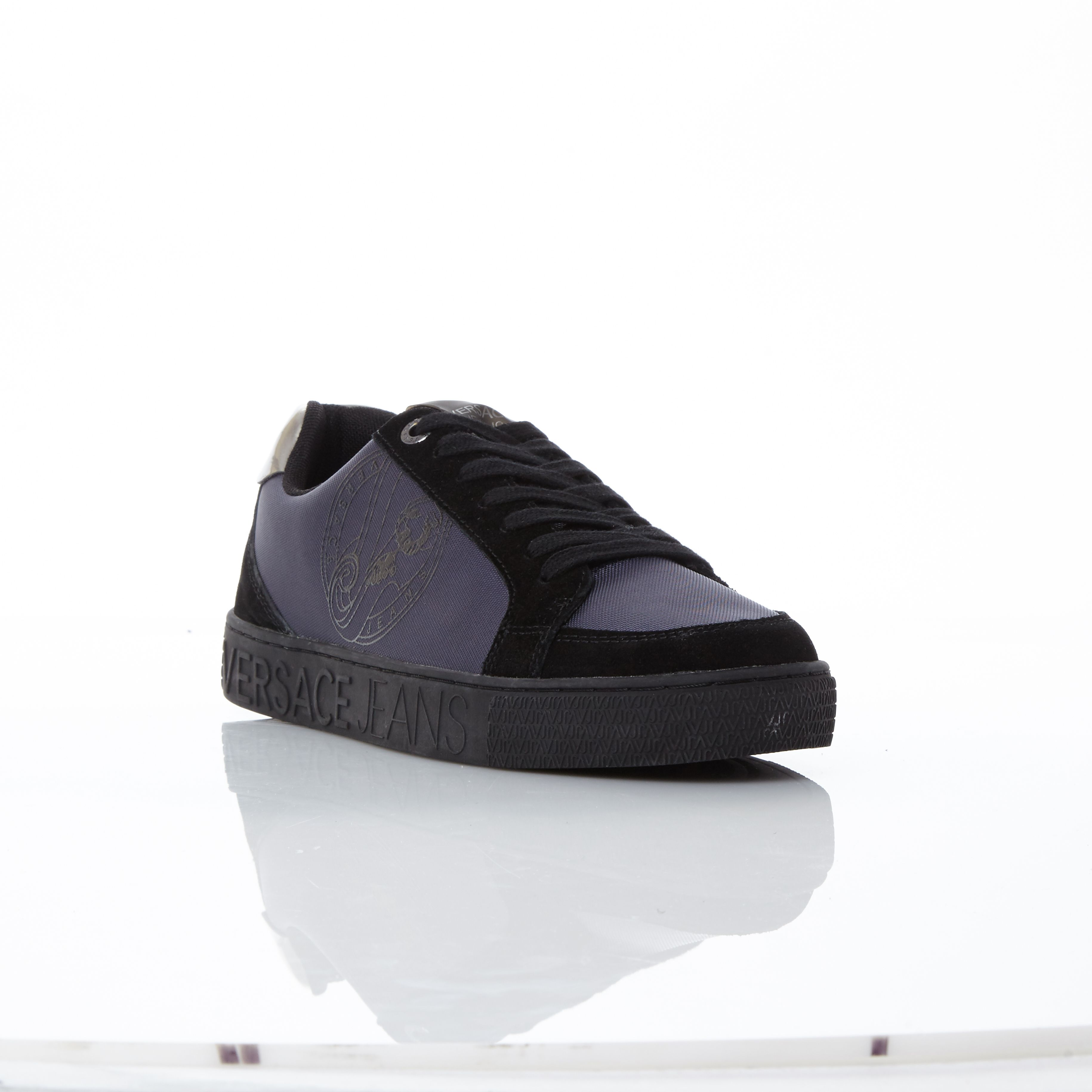 Versace Jeans Versace Jeans Eo y0bse2 stamp cupsole trainers, Blue