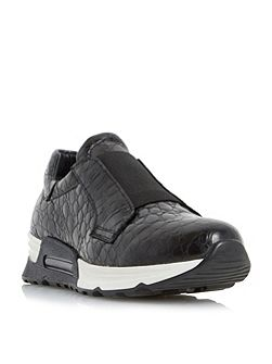 Elva elasticated trainers