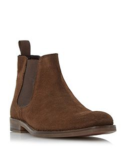 Misile suede chelsea boot