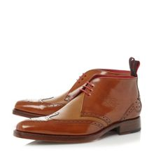 Jeffery West Ricochet wingtip contrast boots