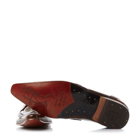 Jeffery West J906 Chisel Toe Brogues