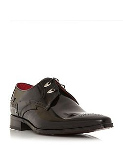 Jb06 tooth eyelet gibson shoes