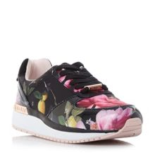 Ted Baker Phressya 3 floral runner shoes