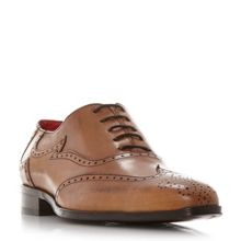 Jeffery West J637 Contrast Wingtip Oxford Shoes