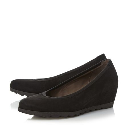 Gabor Request concealed wedges