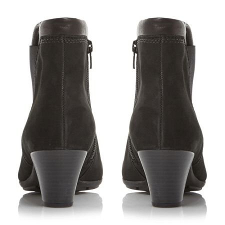 Gabor Paige cuff detail boots