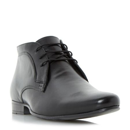 Howick Military lace up formal boots