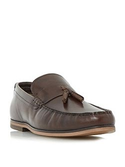 Rollow tassel detail loafer shoes