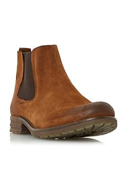 Crusher Rugged Chelsea Boots