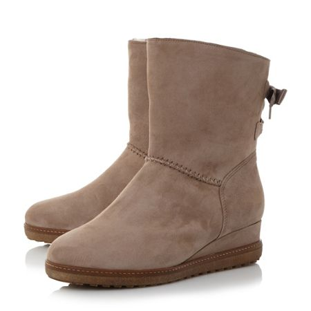 Gabor Zoot shearling lined boots