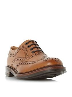 Edward traditional leather brogue shoes