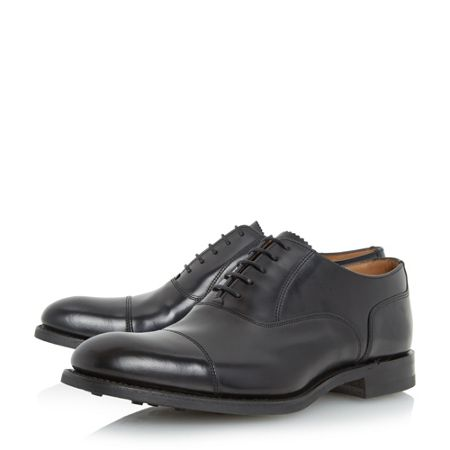 Loake 807 round toe gibson shoes