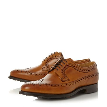 Barker Bath traditional brogues