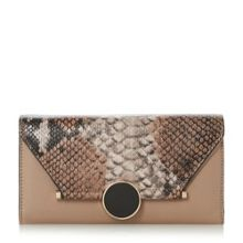 Dune Kowlock circular bar lock purse