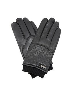 Puttney quilted gloves