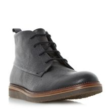 Dune Camden flecked wedge chukka boot