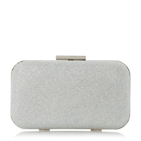 Linea Belisse hard case clutch bag