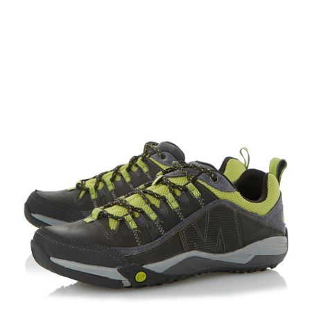 Merrell Helixer Distort Flecked Ghilly Trainers