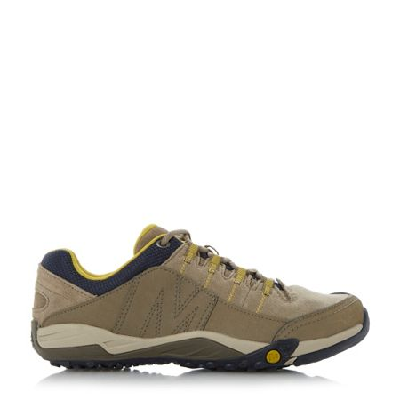 Merrell Helixer evo suede ghilly lace trainers
