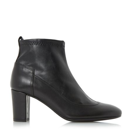 Linea Orrell pull on stretch ankle boots