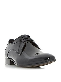 Runner patent pointed toe gibson shoes