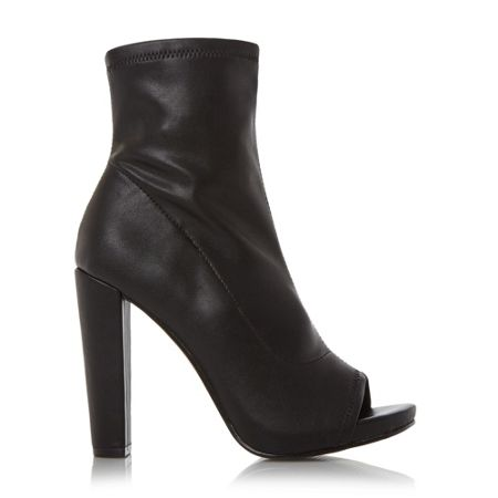Steve Madden Especial peep toe ankle boots